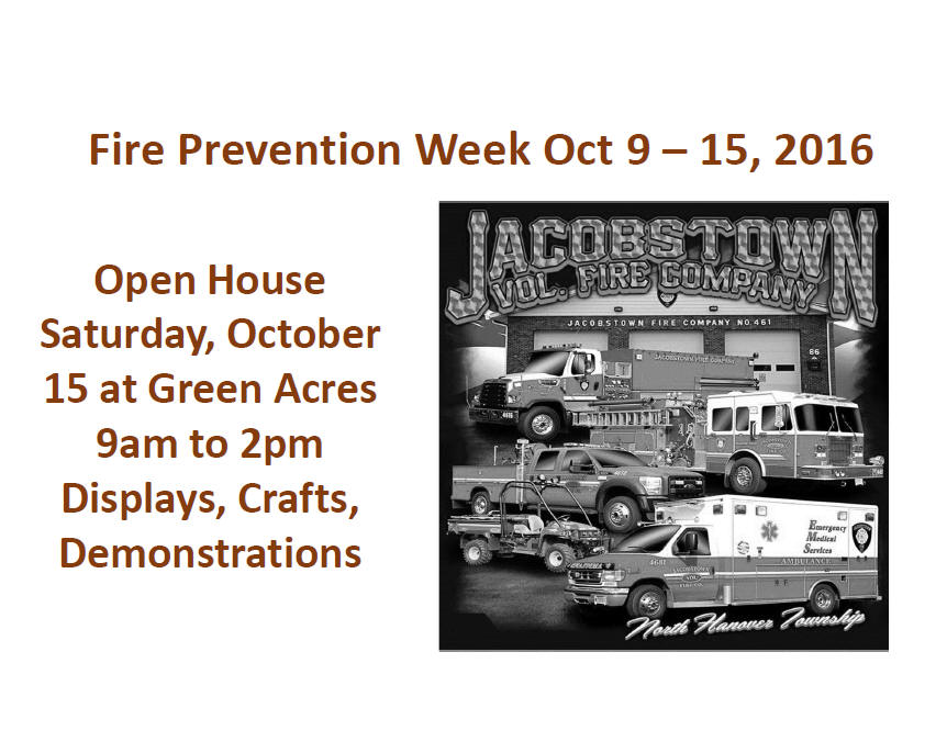 Jacobstown Fire & EMS